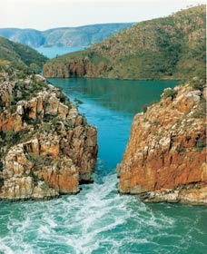 Horizontal Waterfalls - Tourism TAS