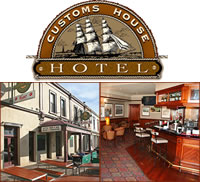 Customs House Hotel - Tourism TAS