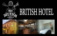 British Hotel - Tourism TAS