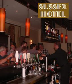 Sussex Hotel - Tourism TAS