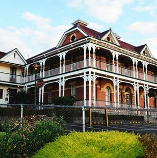 Old England Hotel - Tourism TAS