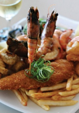 Rockpool Seafood Cafe Bar - Tourism TAS