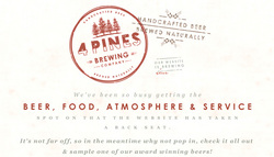 4 Pines Brewing Company - Tourism TAS