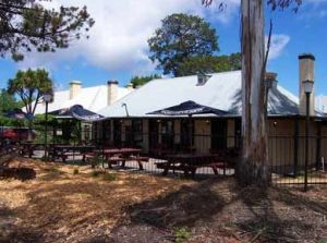 Old Canberra Inn - Tourism TAS