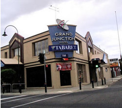 Grand Junction Hotel - Tourism TAS