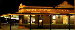 North Britain Hotel - Tourism TAS
