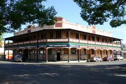 The Great Northern Hotel - Grafton - Tourism TAS