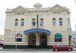 The London Hotel - Tourism TAS