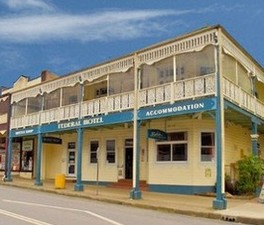 Federal Hotel Bellingen - Tourism TAS