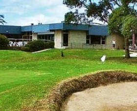 Vincentia Golf Club - Tourism TAS