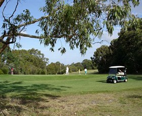 Leongatha Golf Club - Tourism TAS