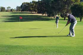 Waikerie Golf Club - Tourism TAS