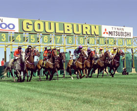 Goulburn and District Racing Club - Tourism TAS
