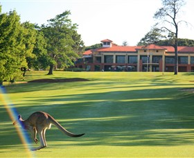 Royal Canberra Golf Club - Tourism TAS