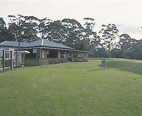Yarram Golf Club - Tourism TAS