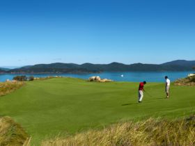 Hamilton Island Golf Club - Tourism TAS
