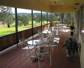 Woodenbong and District Golf Club - Tourism TAS