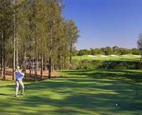 Hunter Valley Golf and Country Club - Tourism TAS