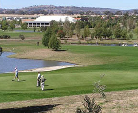 Gungahlin Lakes Golf and Community Club - Tourism TAS