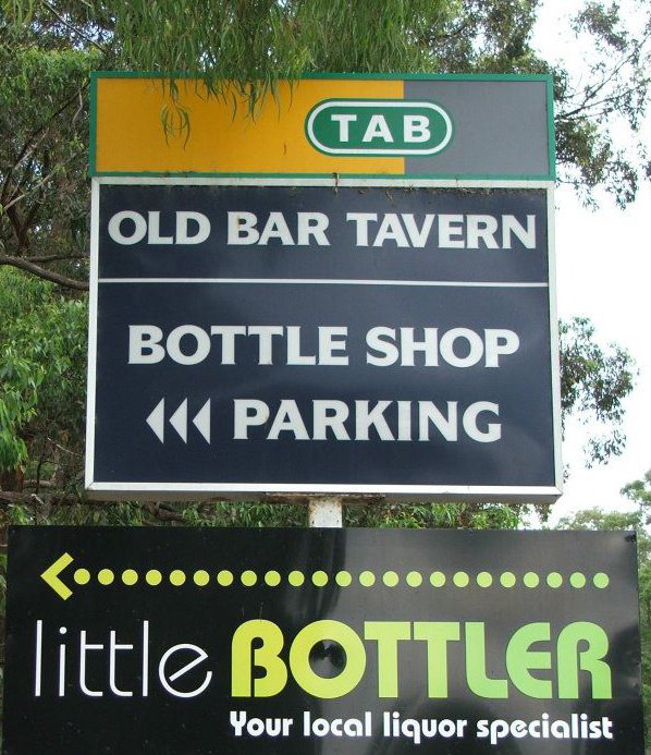 Old Bar Tavern - Tourism TAS