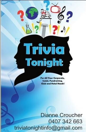 Trivia Tonight - Tourism TAS