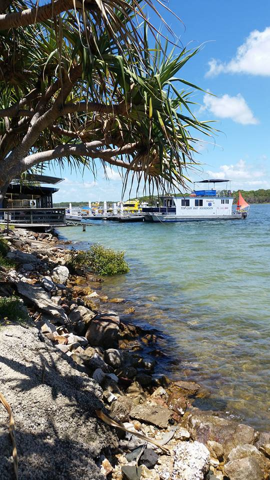 Tin Can Bay Yacht Club Bistro - Tourism TAS