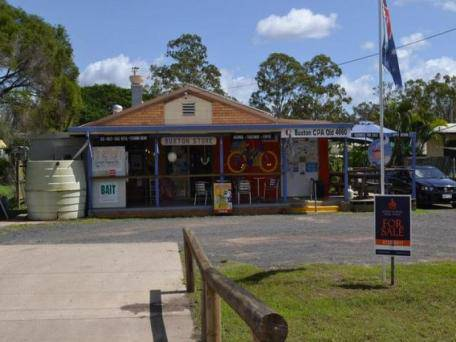 Buxton General Store - Tourism TAS