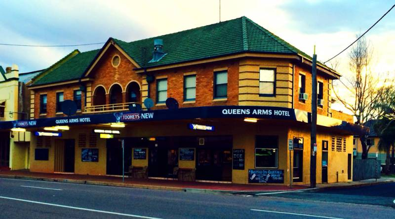 Queens Arms Hotel - Tourism TAS
