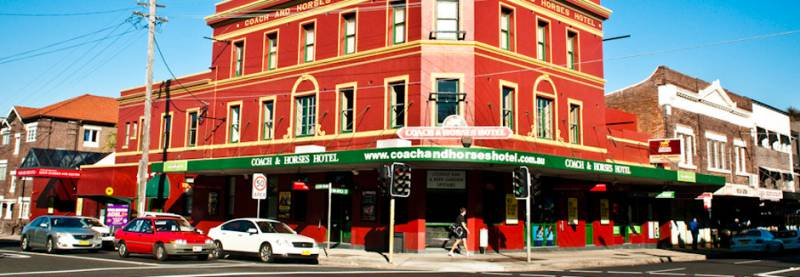 The Coach  Horses Hotel - Tourism TAS