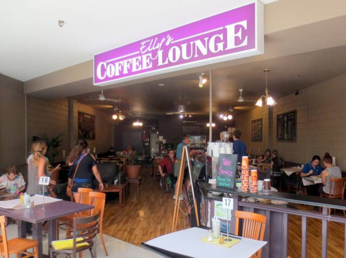 Ellys Coffee Lounge - Tourism TAS