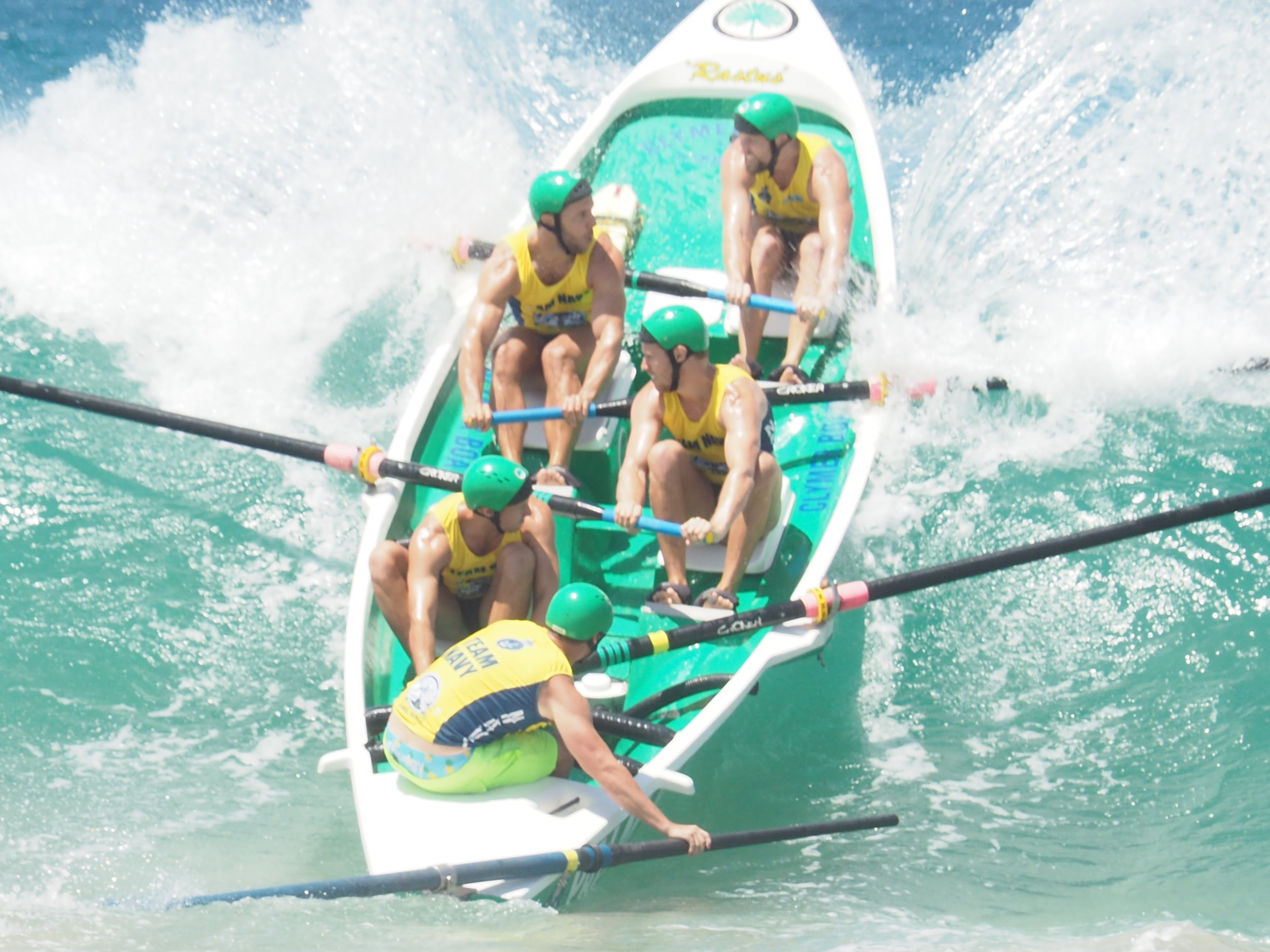 Australian Surf Rowers League Open - Tourism TAS
