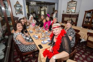 Bygone Beauty's Traditional High Tea Supreme for Good Food Month. - Tourism TAS