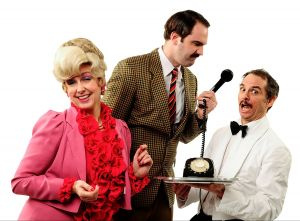 Faulty Towers - The Dining Experience at CountryPlace Hotel - Tourism TAS