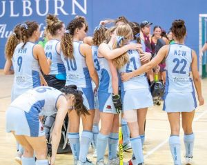 Hockey NSW Indoor State Championship  Under 18 Girls - Tourism TAS