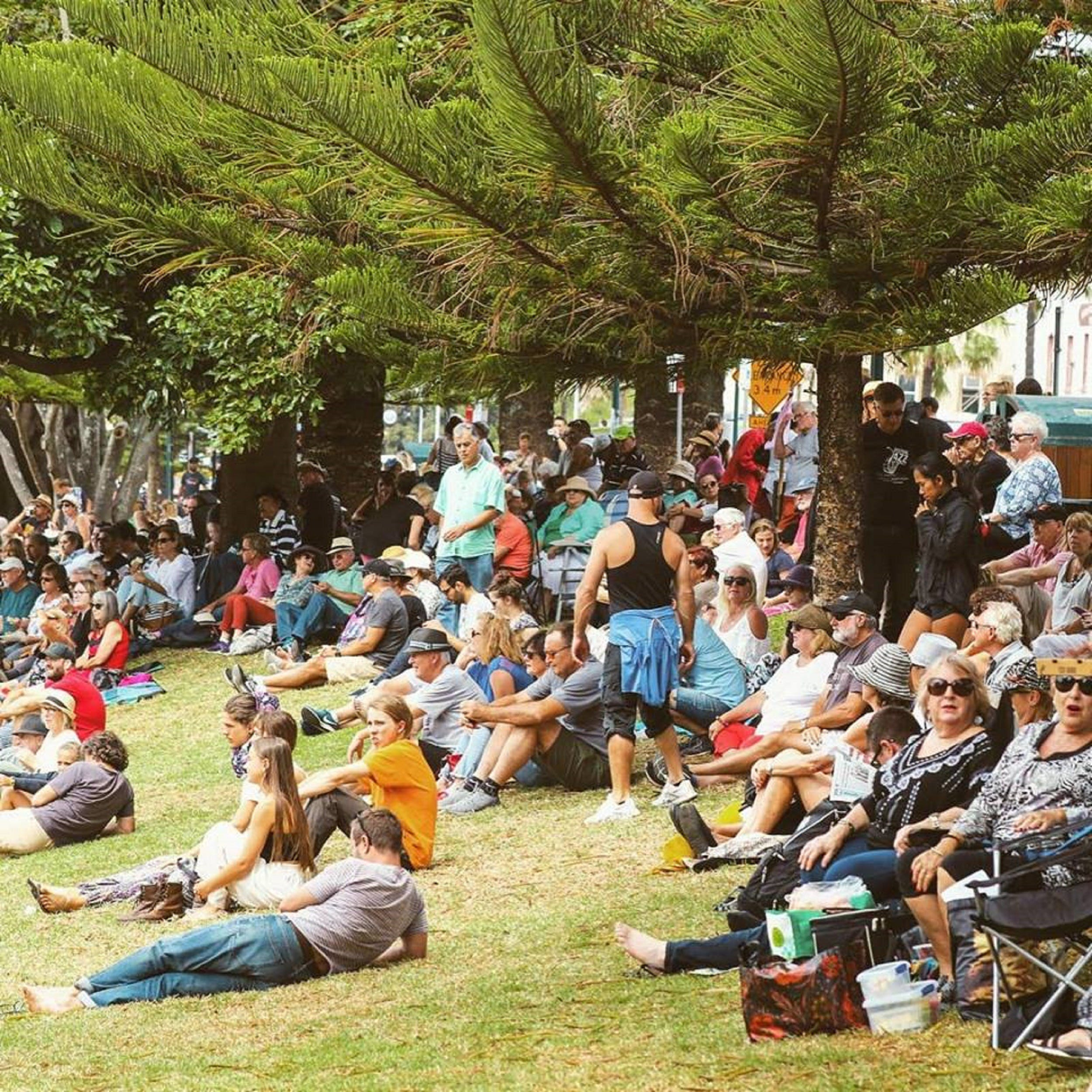 Music in the Park - Tourism TAS