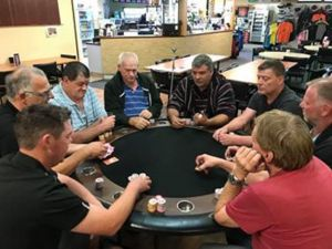 Numurkah Golf and Bowls Club - Poker Wednesday - Tourism TAS