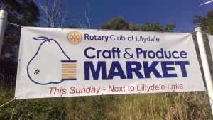 Rotary Club of Lilydale Craft and Produce Market - Tourism TAS