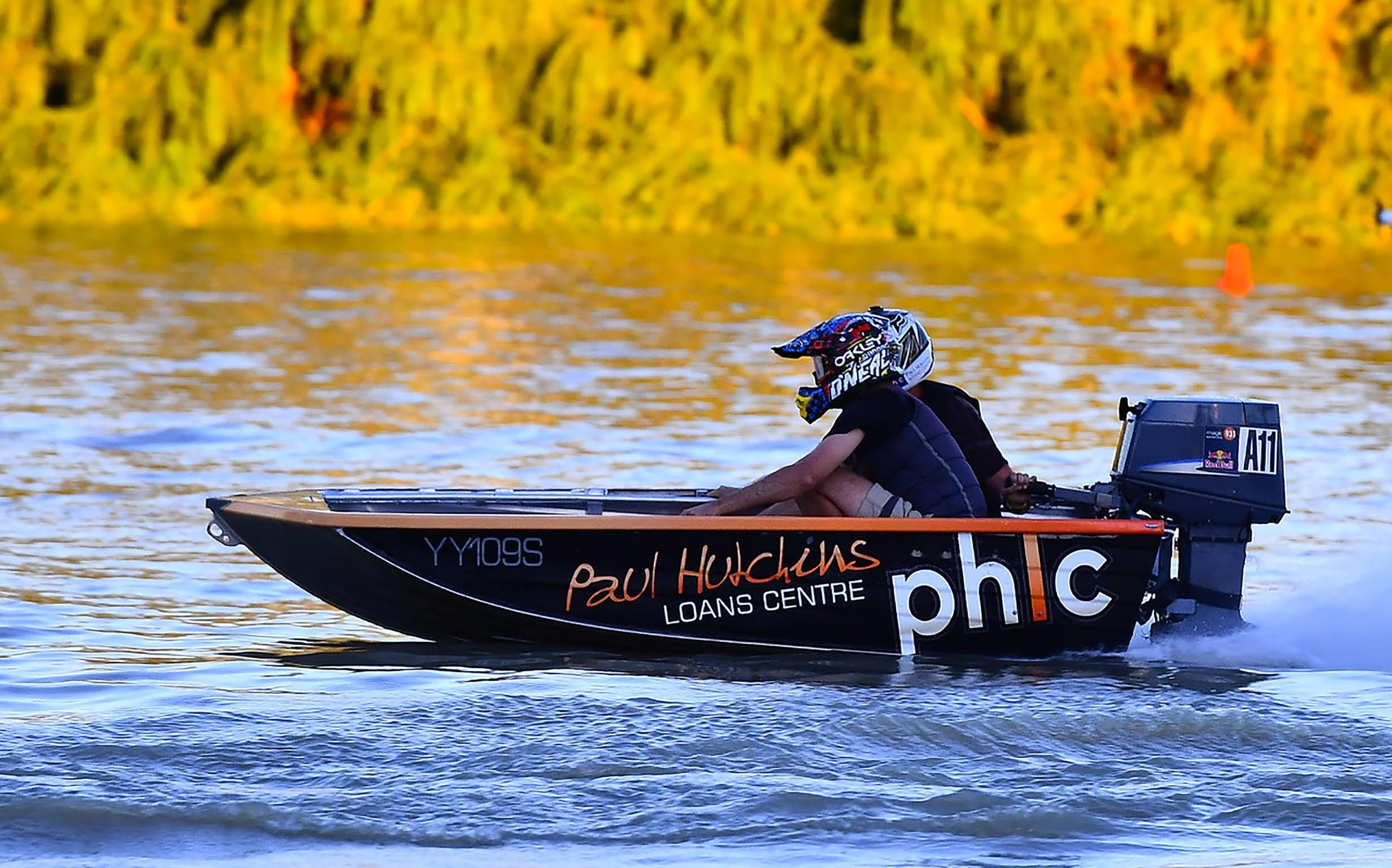 Round 6 Riverland Dinghy Club - The Paul Hutchins Loan Centre Hunchee Run - Tourism TAS