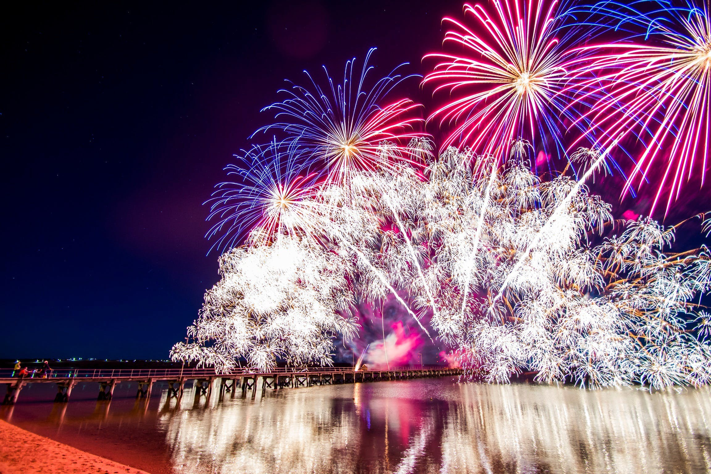 Streaky Bay New Years Eve Children's Festival and Fireworks - Tourism TAS