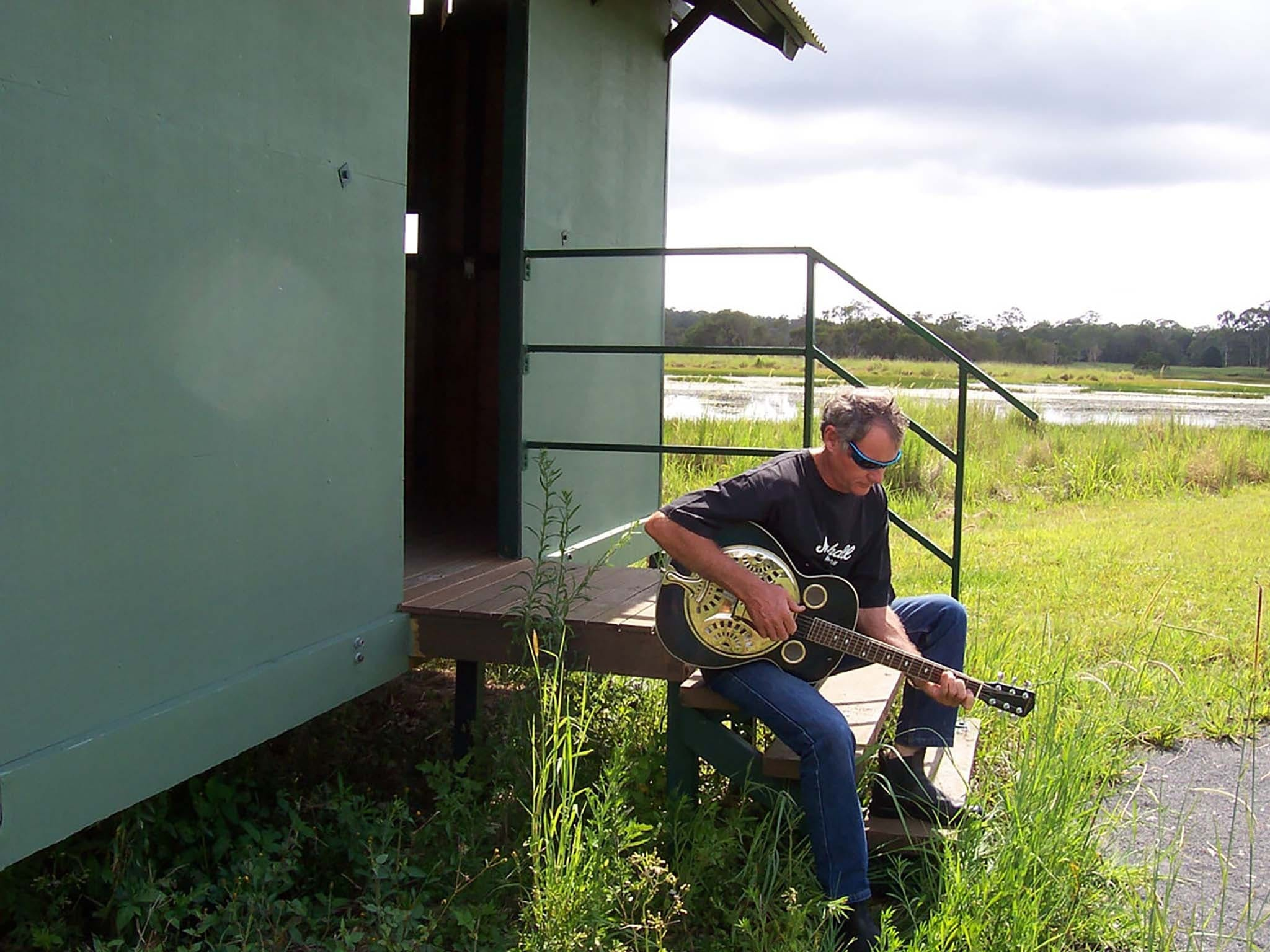 Sunday Session Blues on the Grass - Tourism TAS