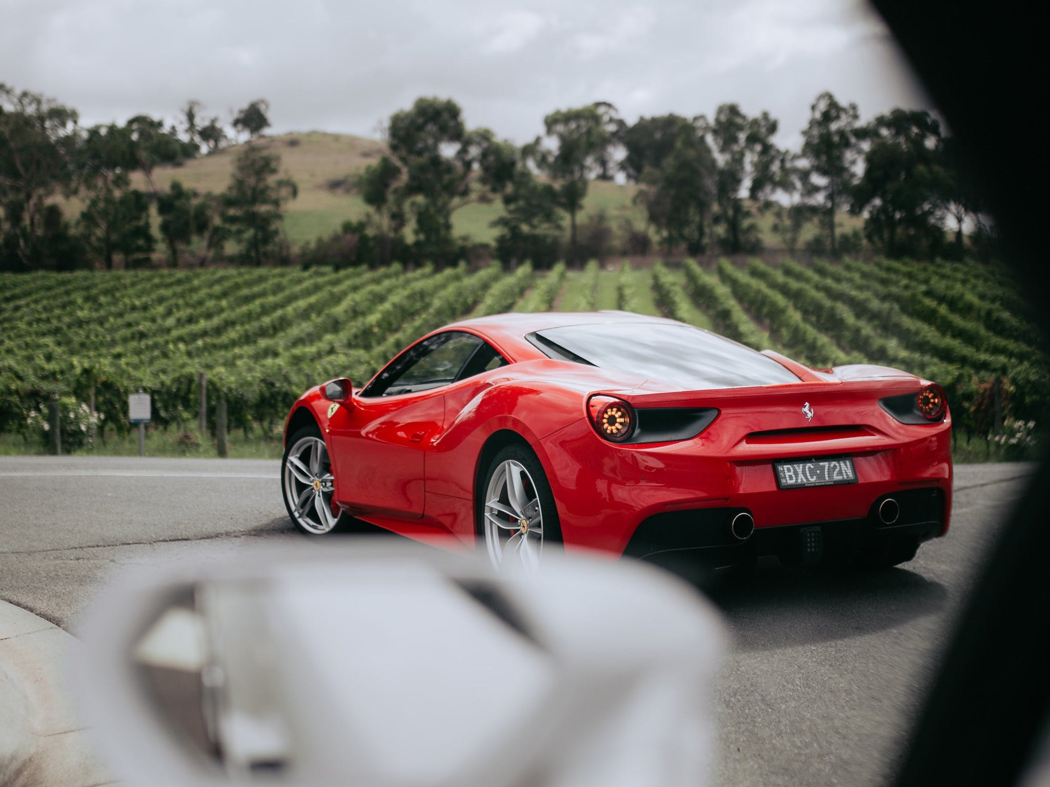The Prancing Horse Supercar Drive Day Experience - Melbourne Yarra Valley - Tourism TAS