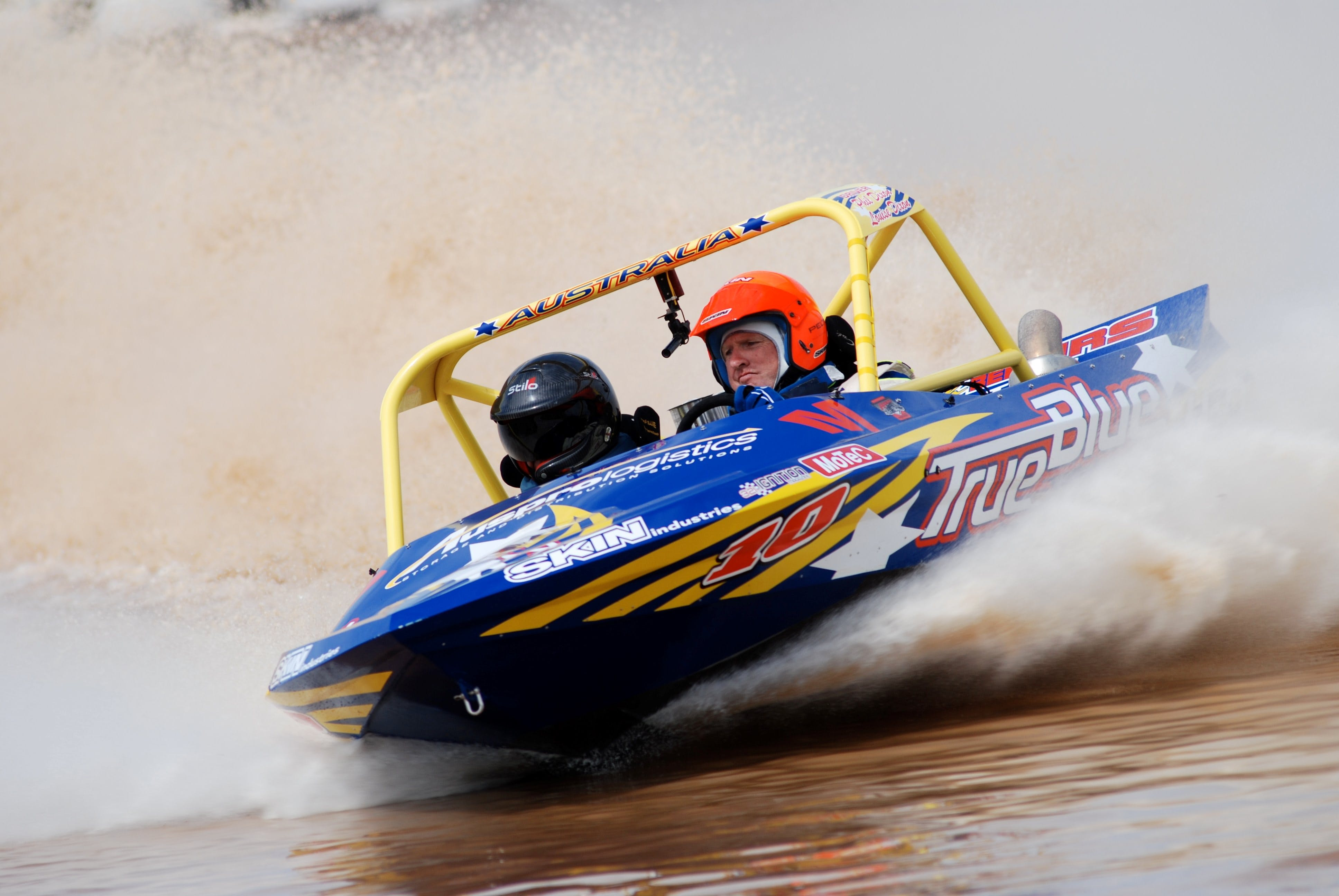 V8 Superboats - Tourism TAS