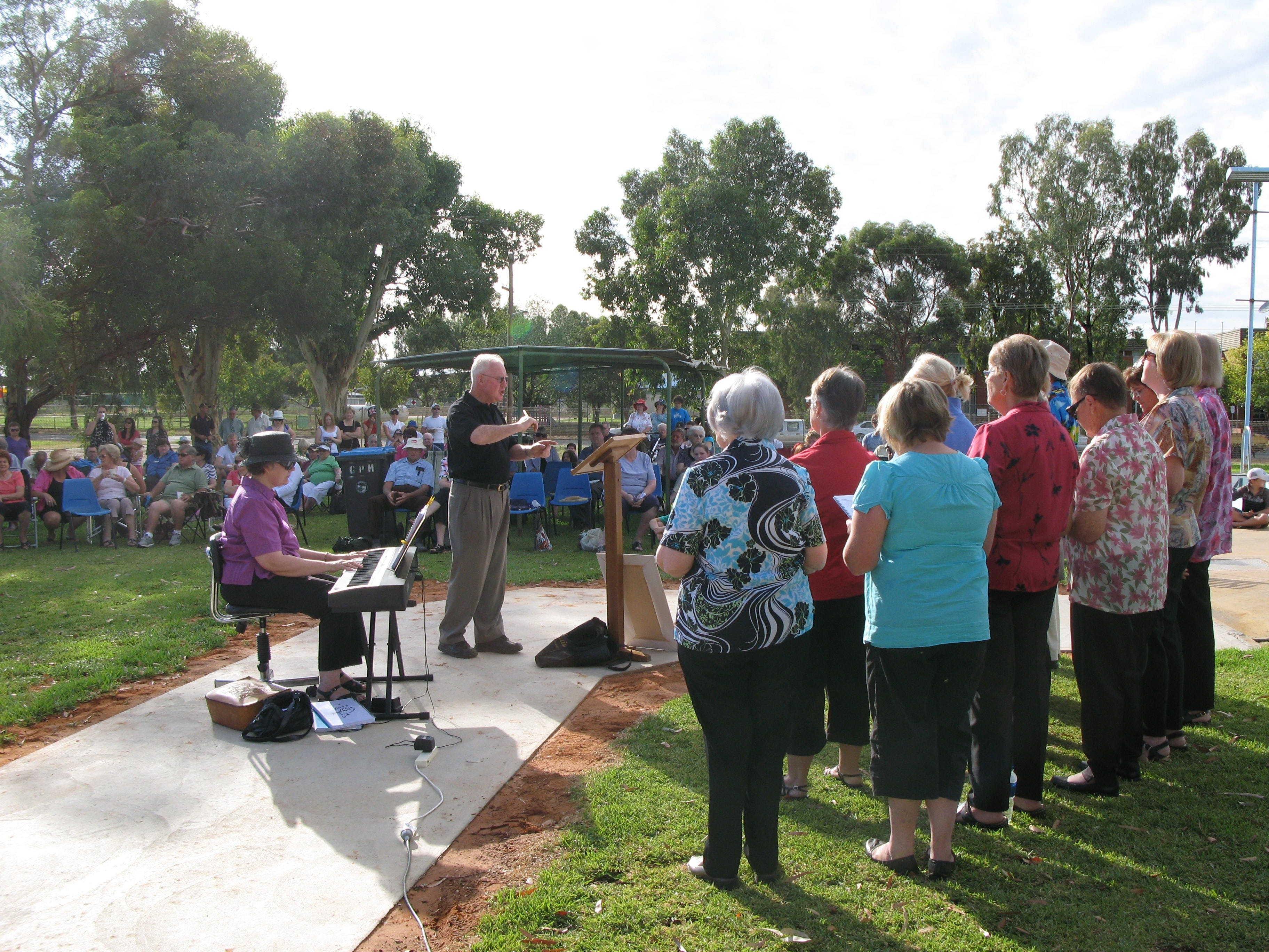 Australia Day Celebration in Balranald - Tourism TAS