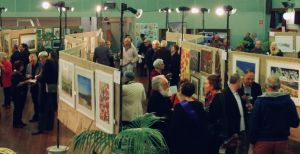 Blackheath Rhododendron Art Show - Tourism TAS