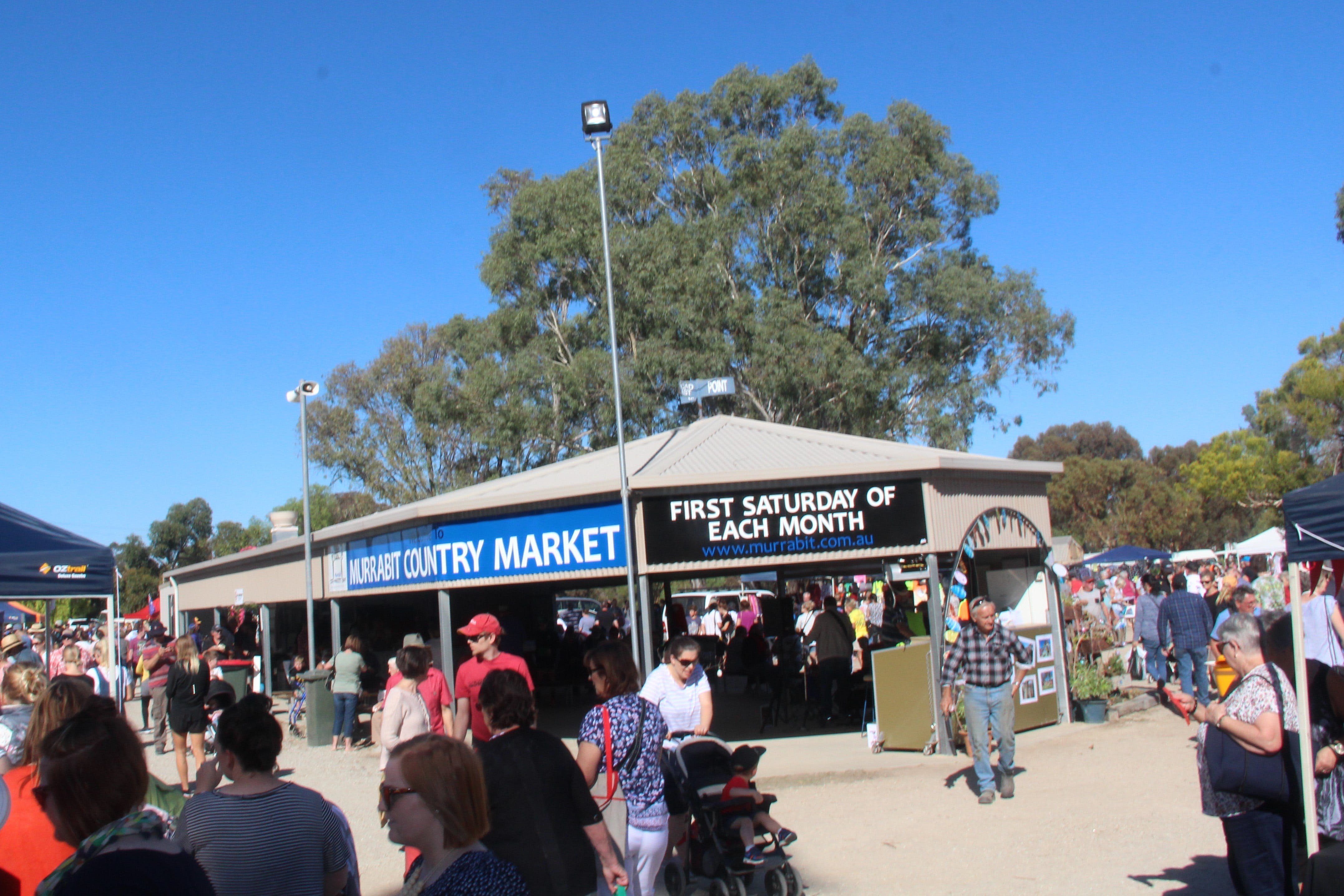 Murrabit Country Market - Tourism TAS