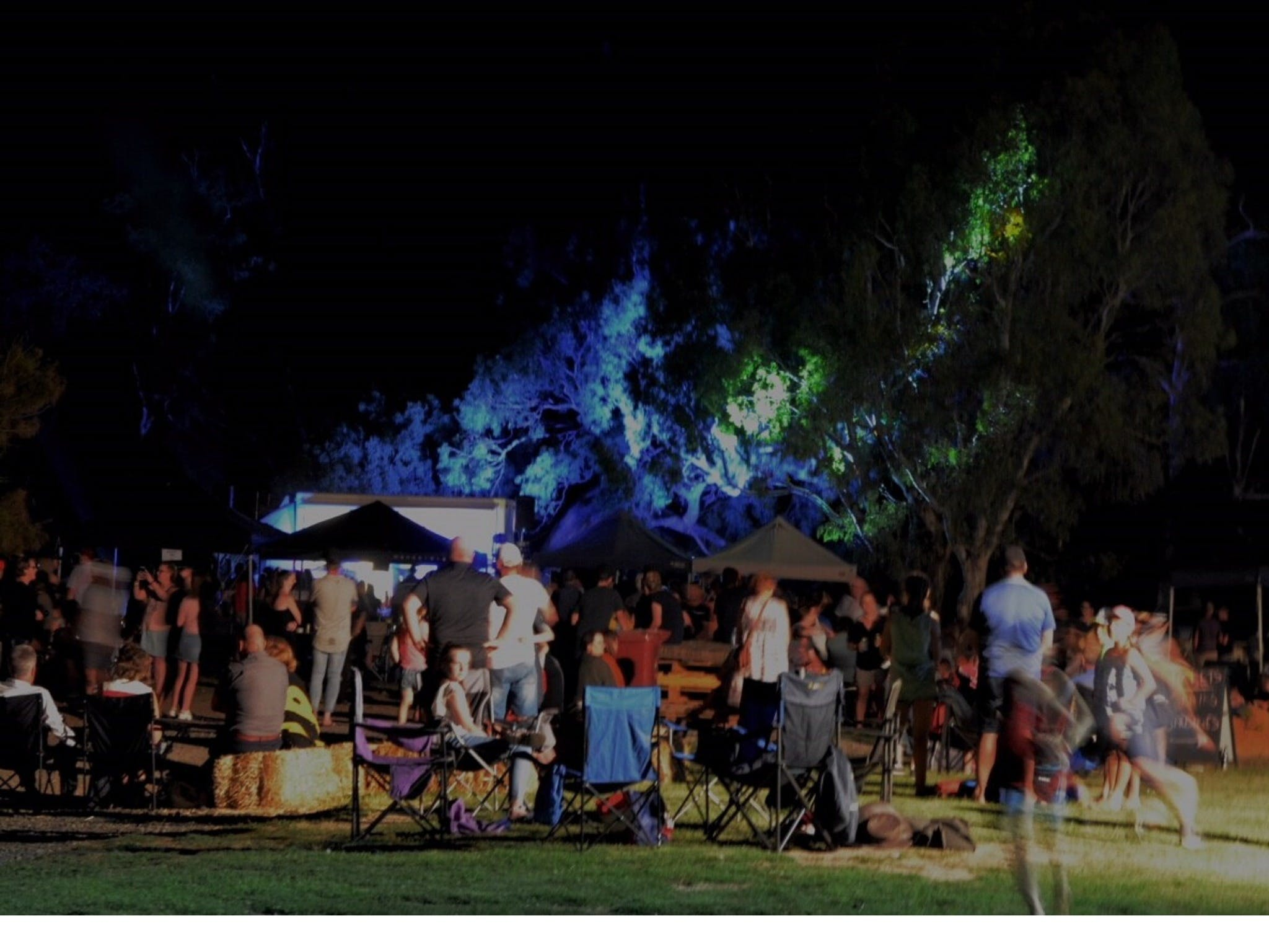 New Year's Eve by the River - Tourism TAS