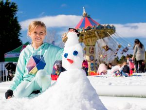 Snow Time in the Garden - Hunter Valley Gardens - Cancelled - Tourism TAS
