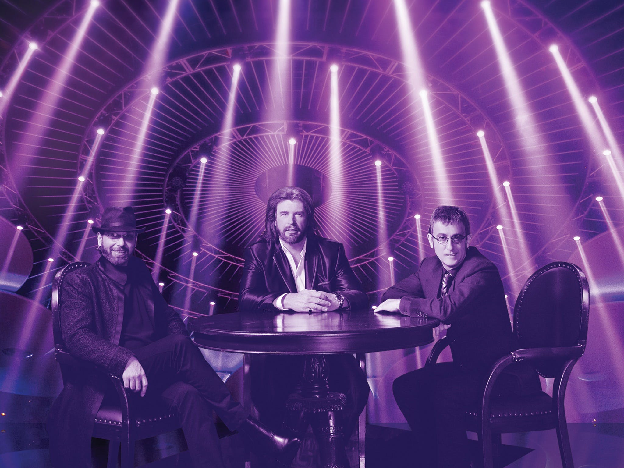 The Australian Bee Gees Show - 25th Anniversary Tour - Queanbeyan - Tourism TAS