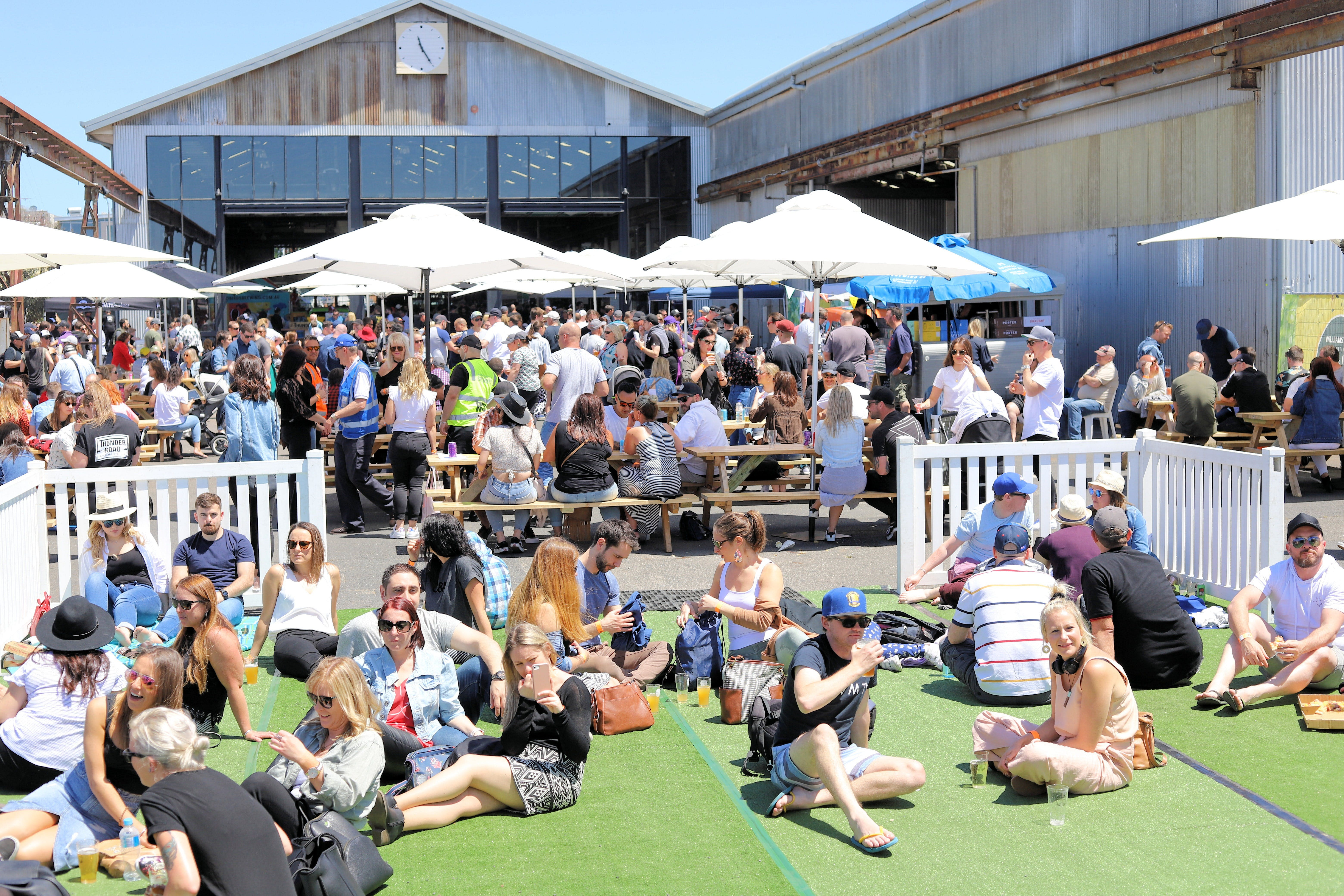 Williamstown Heritage Beer and Cider Festival - Tourism TAS
