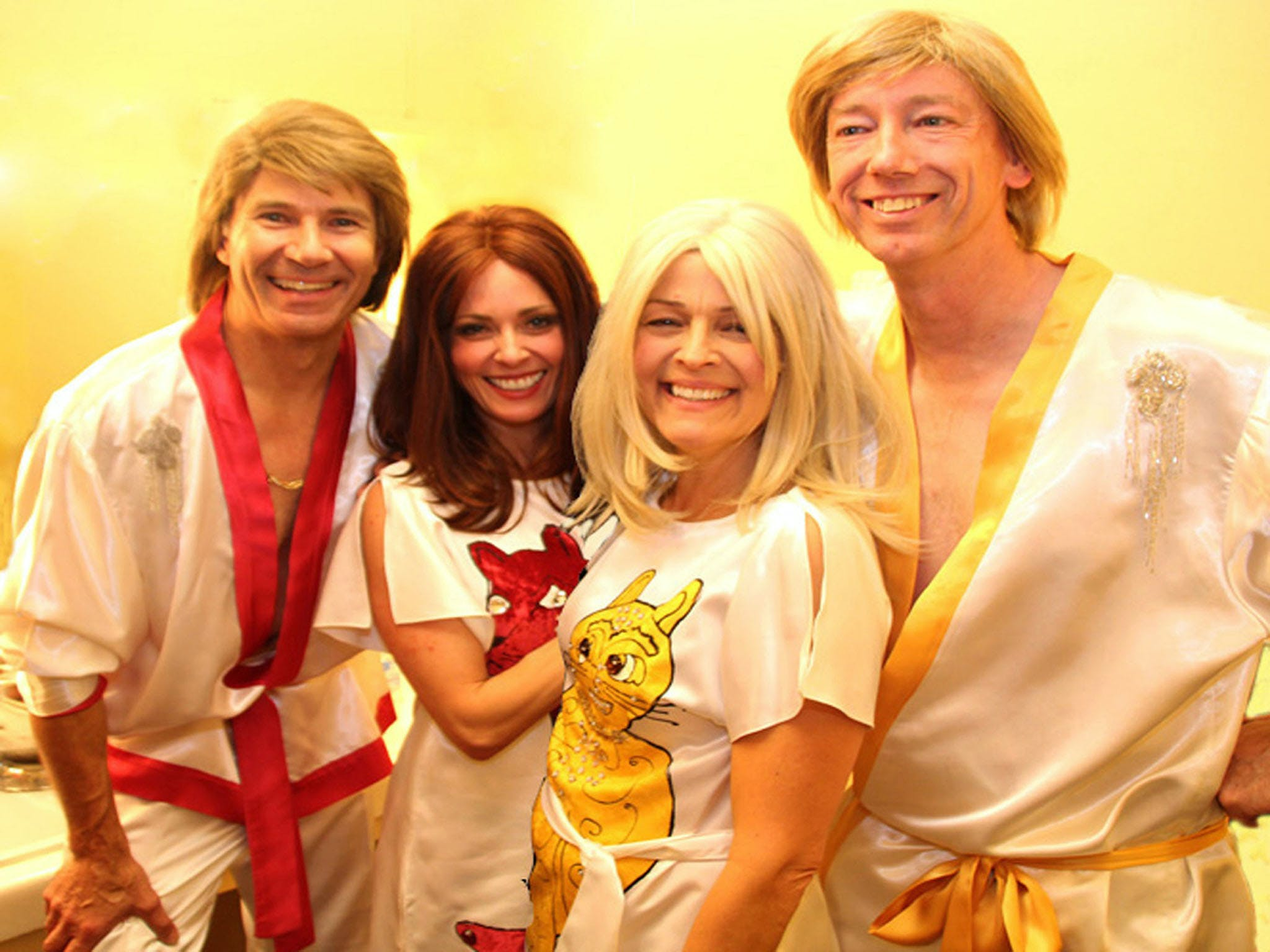 ABBA Gold Tribute Show - Tourism TAS